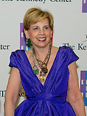 Adrienne Arsht arrives for the formal Artist's Dinner honoring the recipients of the 2013 Kennedy Center Honors hosted by United States Secretary of State John F. Kerry at the U.S. Department of State in Washington, D.C. on Saturday, December 7, 2013. The 2013 honorees are: opera singer Martina Arroyo; pianist,  keyboardist, bandleader and composer Herbie Hancock; pianist, singer and songwriter Billy Joel; actress Shirley MacLaine; and musician and songwriter Carlos Santana.<br /> Credit: Ron Sachs / CNP