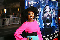 "LOS ANGELES, CA, USA - APRIL 16: Brandy Norwood at the Los Angeles Premiere Of Open Road Films' ""A Haunted House 2"" held at Regal Cinemas L.A. Live on April 16, 2014 in Los Angeles, California, United States. (Photo by Xavier Collin/Celebrity Monitor)"