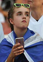 20170719 - UTRECHT , NETHERLANDS : illustration  pictured during the female soccer game between England and Scotland  , the frist game in group D at the Women's Euro 2017 , European Championship in The Netherlands 2017 , Wednesday 19 th June 2017 at Stadion De Galgenwaard  in Utrecht , The Netherlands PHOTO SPORTPIX.BE | DIRK VUYLSTEKE