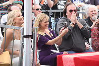 HOLLYWOOD, CA - MAY 04: Kate Hudson, Reese Withersoon and Quentin Tarantino pictured at the ceremony honoring Goldie Hawn and Kurt Russell with a double star ceremony on The Hollywood Walk of Fame on May 4, 2017 in Hollywood, California. Credit: Faye Sadou/MediaPunch