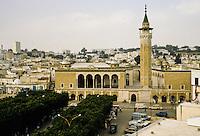Tunis, Tunisia.  Yusuf at_Taba'a Mosque.
