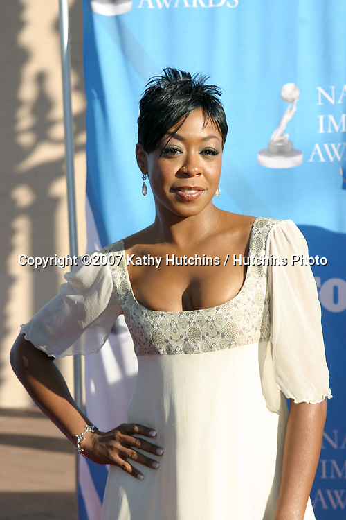 Tichina Arnold.NAACP Image Awards.Shrine Auditorium.Los Angeles, CA.March 2, 2007.©2007 Kathy Hutchins / Hutchins Photo...