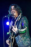 Chris Cornell of Soundgarden performs at the Klipsch Music Center in Indianapolis, IN.