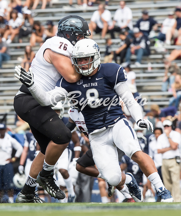 University of Nevada Football vs So. Utah 8-30-14