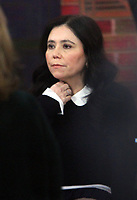 NEW YORK, NY - November 28: Alex Borstein at NBC's Today Show promoting the new season of  The Marvelous Mrs. Maisel on November 28, 2018 in New York City. Credit: RW/MediaPunch