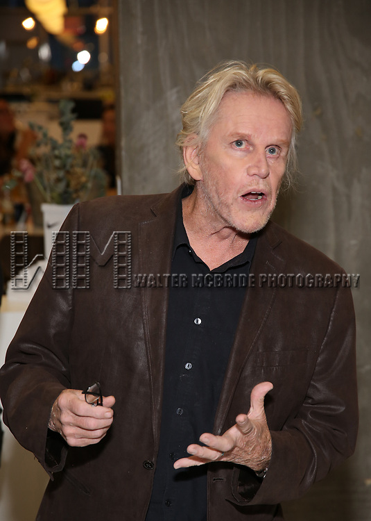 """Gary Busey during the """"Only Human - A #Blessed New Musical"""" Sneak Peek at The Yard Herald Square on September 17, 2019 in New York City."""