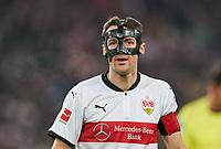 Christian GENTNER, VFB 20  <br /> VFB STUTTGART - BAYER 04 LEVERKUSEN 0-2<br /> Football 1. Bundesliga , Stuttgart,08.12.2017, 15. match day,  2017/2018, 1.Liga, 1.Bundesliga,<br />  *** Local Caption *** © pixathlon<br /> Contact: +49-40-22 63 02 60 , info@pixathlon.de