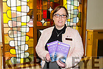 "Margaret T Naughton who is the Chaplain at The Bons Secours Hospital Tralee has written a book called ""Walk With Me Into The Light"".The book is a guide through the grieving process"
