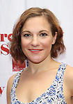 Daisy Eagan attends the 8th Annual Broadway Salutes Presentation at Shubert Alley on September 20, 2016 in New York City.
