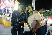 luis Gutierrez y  Mercedes Lozano. <br />  (Foto: Marisol Soto/NortePhoto)<br /> <br /> <br /> IV Festival Maria Bonita en Quiriego, Sonora.