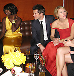 Viola Davis, Claire Danes and boyfriend Hugh Dancy..SAG Awards Post Party.Shrine Auditorium.Los Angeles, CA, USA.Sunday, January 25 2009.Photo By Celebrityvibe.com.To license this image please call (212) 410 5354; or Email: celebrityvibe@gmail.com ;.website: www.celebrityvibe.com  .