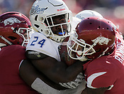 Razorbacks vs Tulsa - October 20, 2018