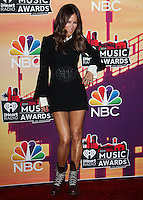LOS ANGELES, CA, USA - MAY 01: Robin Antin in the press room at the iHeartRadio Music Awards 2014 held at The Shrine Auditorium on May 1, 2014 in Los Angeles, California, United States. (Photo by Celebrity Monitor)