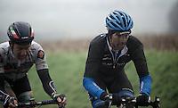 Dwars Door Vlaanderen 2013.David Millar (GBR)