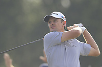 Justin Rose (ENG) tees off the 9th tee during Friday's Round 2 of the 118th U.S. Open Championship 2018, held at Shinnecock Hills Club, Southampton, New Jersey, USA. 15th June 2018.<br /> Picture: Eoin Clarke | Golffile<br /> <br /> <br /> All photos usage must carry mandatory copyright credit (&copy; Golffile | Eoin Clarke)