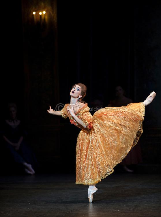 "English National Ballet. ""Cinderella"". Choreographer: Michael Corder."