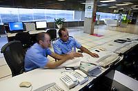 COU - Comando de Operações da Usina (sala de controle)<br /> <br /> Tucuruí, Pará, Brasil.<br /> Foto Paulo Santos.<br /> 26/08/2013