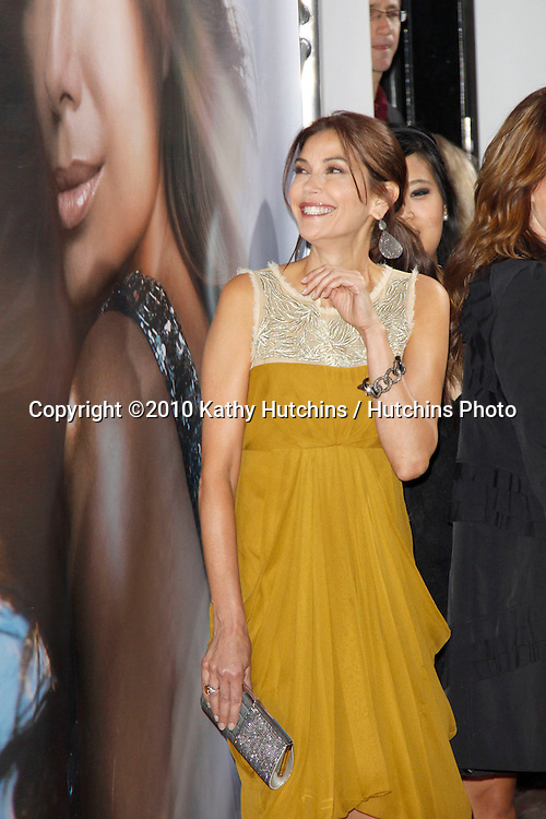 Teri Hatcher.Eva by Eva Longoria Parker Fragrance Launch Party.Beso Hollywood.Hollywood, CA.April 27, 2010.©2010 Hutchins Photo....