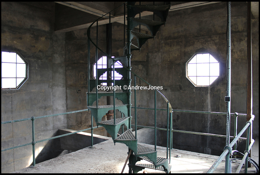 BNPS.co.uk (01202 558833)<br /> Pic:  AndrewJones/BNPS<br /> <br /> Before work began.<br /> <br /> Seventh Heaven - Seven storey water tower in Cheshire that appered on George Clarkes The Restoration Man is for sale.<br /> <br /> A dilapidated old water tower which has been transformed into a stunning family home has gone on the market for £1,750,000.<br /> <br /> High Legh Water Tower, in Knutsford, Cheshire, was built in 1938 to improve the water supply to the area until it was decommissioned in 2007.<br /> <br /> The 85ft tall tower fell into disrepair before it was spotted by property developer Andrew Jones while playing a round of golf nearby.