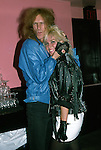 Billy Sheehan & Lita Ford