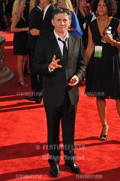 Gabriel Byrne at the 61st Primetime Emmy Awards at the Nokia Theatre L.A. Live..September 20, 2009  Los Angeles, CA.Picture: Paul Smith / Featureflash