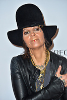 LOS ANGELES, CA. February 08, 2019: Linda Perry at the 2019 MusiCares Person of the Year Gala honoring Dolly Parton at the Los Angeles Convention Centre.<br /> Picture: Paul Smith/Featureflash