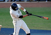 Florida International University catcher Aramis Garcia (24) plays against the University of North Florida. FIU won the game 6-4 on March 13, 2012 at Miami, Florida.