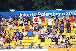 General view, <br /> SEPTEMBER 1, 2018 - Hockey : <br /> Men's Final match between <br /> Japan 6-6(3-1) Malaysia <br /> at Gelora Bung Karno Hockey Field <br /> during the 2018 Jakarta Palembang Asian Games <br /> in Jakarta, Indonesia. <br /> (Photo by Naoki Nishimura/AFLO SPORT)