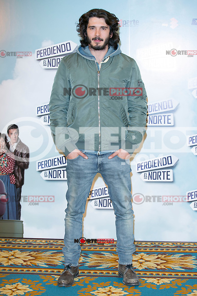 "Yon Gonzalez attend the ""Perdiendo El Norte"" Movie Presentation at Intercontinental Hotel, Madrid,  Spain. March 03, 2015.(ALTERPHOTOS/)Carlos Dafonte) /NORTEphoto.com"