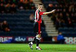 Regan Slater of Sheffield United under 18's during the FA Youth Cup 3rd Round match at Deepdale Stadium, Preston. Picture date: November 30th, 2016. Pic Matt McNulty/Sportimage