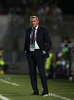 Football: Uefa under 21 Championship 2019, England - France, Dino Manuzzi stadium Cesena Italy on June18, 2019.<br /> England's coach Aidy Boothroyd looks on during the Uefa under 21 Championship 2019 football match between England and France at Dino Manuzzi stadium in Cesena, Italy on June18, 2019.<br /> UPDATE IMAGES PRESS/Isabella Bonotto