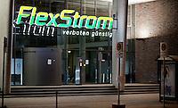 Berlin, Mittwoch (01.05.13), Die Zentrale des Billigstromanbieters Flexstrom. Der Energieversorger mußte Insolvenz anmelden. Foto: Michael Gottschalk/CommonLens