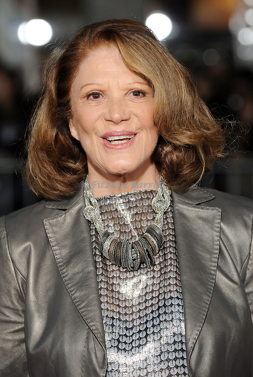 Linda Lavin at the World Premiere of Wanderlust held at the Mann Village in Westwood, CA.. February 16, 2012