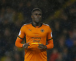 Alfred N'Diaye of Wolverhampton Wanderers during the Championship match at the Bramall Lane Stadium, Sheffield. Picture date 27th September 2017. Picture credit should read: Simon Bellis/Sportimage