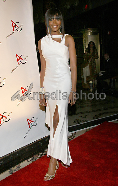 08 November 2005 - New York, NY - Naomi Campbell at the 9th annual ACE Awards at Cipriani 42nd St.  Photo Credit Jackson Lee/Admedia
