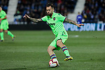Levante UD's Jorge Andujar 'Coke' during La Liga match between CD Leganes and Levante UD at Butarque Stadium in Leganes, Spain. March 04, 2019. (ALTERPHOTOS/A. Perez Meca)