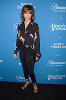 LOS ANGELES, CA - MAY 31: Lisa Rinna at the Premiere Of Paramount Network's 'American Woman' - Arrivals at Chateau Marmont on May 31, 2018 in Los Angeles, California. <br /> CAP/MPI/DE<br /> &copy;DE//MPI/Capital Pictures