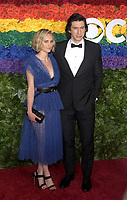 NEW YORK, NEW YORK - JUNE 09: Adam Driver attends the 73rd Annual Tony Awards at Radio City Music Hall on June 09, 2019 in New York City. <br /> CAP/MPI/IS/JS<br /> ©JSIS/MPI/Capital Pictures