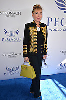 www.acepixs.com<br /> <br /> January 28 2017, Hallandale, FL<br /> <br /> Marysol Patton arriving at the Pegasus World Cup at Gulfstream Park on January 28, 2017 in Hallandale, Florida.<br /> <br /> By Line: Solar/ACE Pictures<br /> <br /> ACE Pictures Inc<br /> Tel: 6467670430<br /> Email: info@acepixs.com<br /> www.acepixs.com