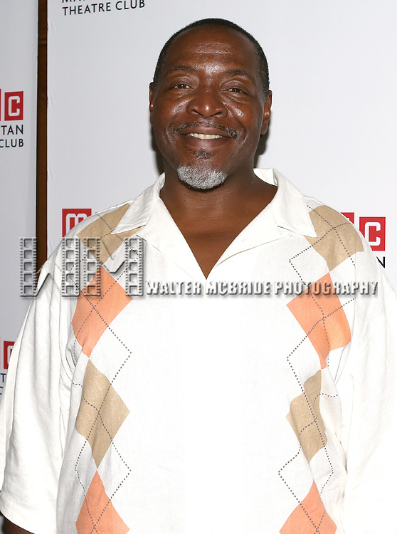 Chuck Cooper attending the Opening Night Celebration for the MTC American Premiere of 'Choir Boy' at Inside Park at St. Bart's on July 2, 2013 in New York City.
