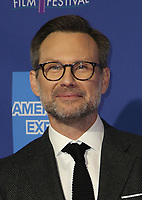 3 January 2019 - Palm Springs, California - Christian Slater. 30th Annual Palm Springs International Film Festival Film Awards Gala held at Palm Springs Convention Center.            <br /> CAP/ADM/FS<br /> &copy;FS/ADM/Capital Pictures