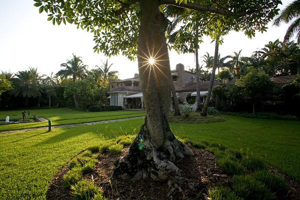 Harris Barnes Garden Miami Beach by Robert Parsley. Photo by Robin Hill (c)