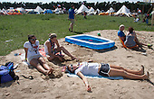 """This is what summer is all about. At """"the beach"""" in Summer  town."""