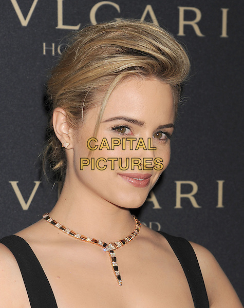 WEST HOLLYWOOD, CA- FEBRUARY 25: Actress Dianna Agron arrives at the BVLGARI 'Decades Of Glamour' Oscar Party Hosted By Naomi Watts at Soho House on February 25, 2014 in West Hollywood, California.<br /> CAP/ROT/TM<br /> &copy;Tony Michaels/Roth Stock/Capital Pictures