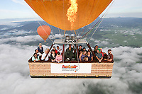 20141230 December 30 Hot Air Balloon Gold Coast
