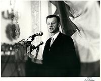 File Photo  -  Zbigniew BREZINSKI,<br /> December 5, 1980<br /> <br /> PHOTO : Agence Quebec Presse <br /> <br /> <br /> <br /> <br /> <br /> PHOTO :   Agence Quebec Presse