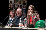 Copenhagen - Denmark, December 03, 2018 -- International Trade Union Confederation - 4th ITUC World Congress 'Building Workers' Power' at Bella Center; here, sub-plenary 'Future of Work' -- Photo: © HorstWagner.eu / ITUC