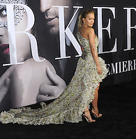 www.acepixs.com<br /> <br /> February 2 2017, LA<br /> <br /> Rita Ora arriving at the premiere of 'Fifty Shades Darker' at The Theatre at The Ace Hotel on February 2, 2017 in Los Angeles, California.<br /> <br /> By Line: Peter West/ACE Pictures<br /> <br /> <br /> ACE Pictures Inc<br /> Tel: 6467670430<br /> Email: info@acepixs.com<br /> www.acepixs.com