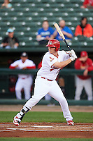 Peoria Chiefs designated hitter R.J. Dennard (35) during a game against the Dayton Dragons on May 6, 2016 at Dozer Park in Peoria, Illinois.  Peoria defeated Dayton 5-0.  (Mike Janes/Four Seam Images)