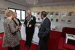 Mayor of Newport John Guy visiting Redrow Homes Mon Bank development.<br /> 25.09.13<br /> <br /> &copy;Steve Pope-FOTOWALES